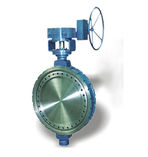 Metal Sealed Butterfly Valve
