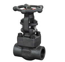Forged steel gate valve 800lb